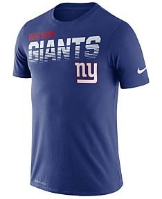quality design ba987 34703 New York Giants Mens Sports Apparel & Gear - Macy's