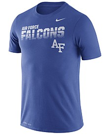 Nike Men's Air Force Falcons Legend Sideline T-Shirt