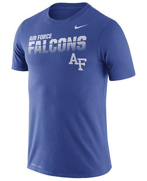 Nike Men's Air Force Falcons Legend Sideline T-Shirt