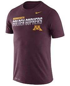 Nike Men's Minnesota Golden Gophers Legend Sideline T-Shirt