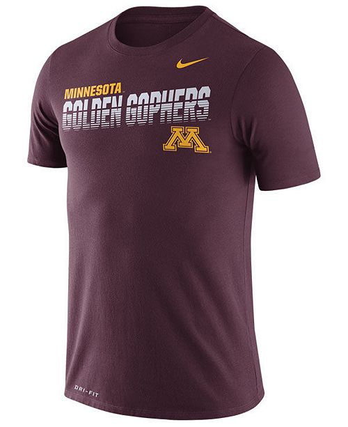 Nike Men's Minnesota Golden Gophers Legend Sideline T-Shirt
