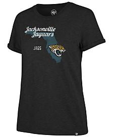 '47 Brand Women's Jacksonville Jaguars State Love T-Shirt