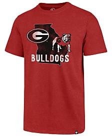 '47 Brand Men's Georgia Bulldogs Regional Landmark T-Shirt