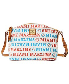 Miami Marlins Suki Crossbody Purse