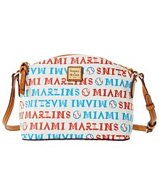 Dooney & Bourke Miami Marlins Suki Crossbody Purse