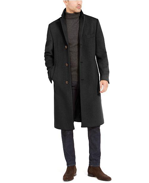 Lauren Ralph Lauren Men's Columbia Classic-Fit Overcoat