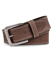 38mm Boot Leather Belt