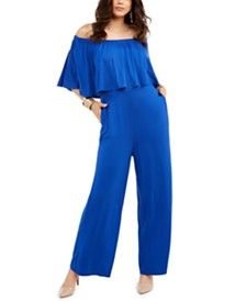 Thalia Sodi Triple Threat Jumpsuit, Created for Macy's