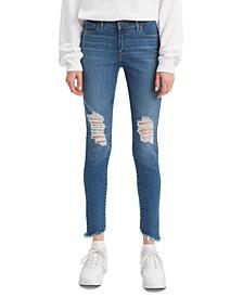 Women's 710 Distressed Skinny Jeans
