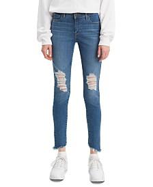 Levi's® 710 Distressed Skinny Jeans