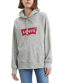 Levi's® Logo-Graphic Sport Hoodie
