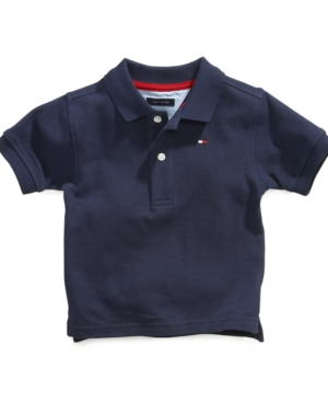 Tommy Hilfiger Baby Shirt Baby Boys Ivy Polo Shirt