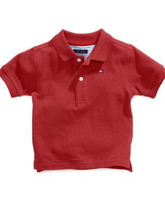 Baby Boys Ivy Polo Shirt