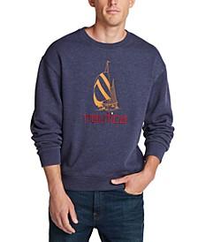 Men's Vintage Crewneck Logo Sweatshirt