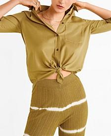 Denim Style Soft Shirt