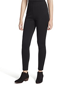 Junior Alex Back Zip Leggings Pants
