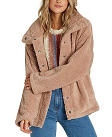 Billabong Cozy Days Fleece Jacket