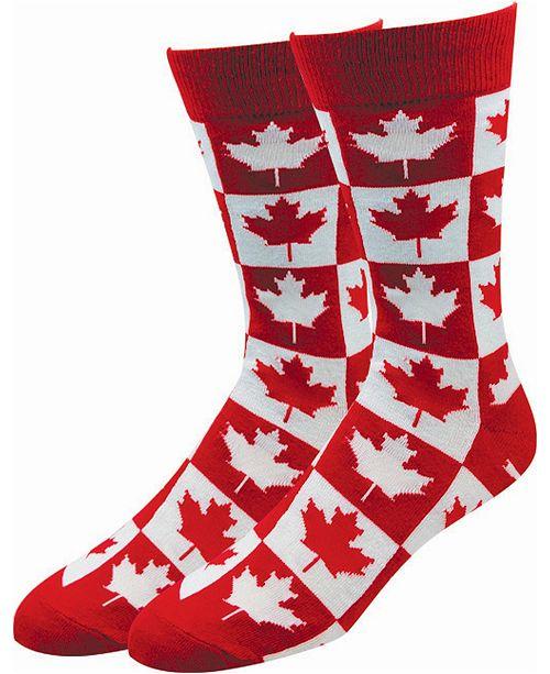 Sock Harbor Maple Leaf Socks