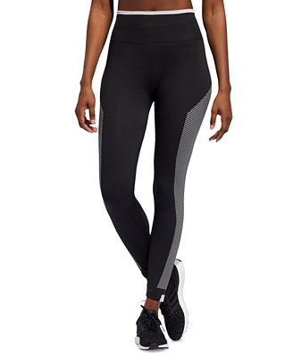 Prime Knit Believe This Seamless Colorblocked Leggings by General