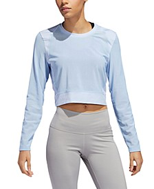 Women's ClimaLite® Mesh Cover-Up Top