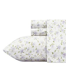 Virginia Flannel Queen Sheet Set