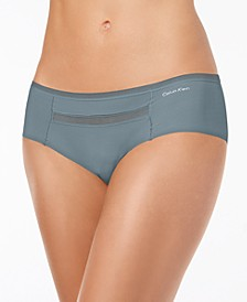 Invisibles Mesh-Trim Hipster QD3694