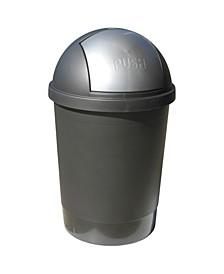 13.2 Gallon Swivel Lid Waste Bin