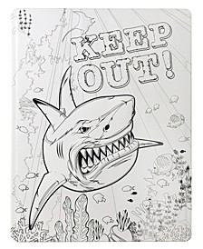 Color-Your-Own Metal Art, Boys, 3 Pack