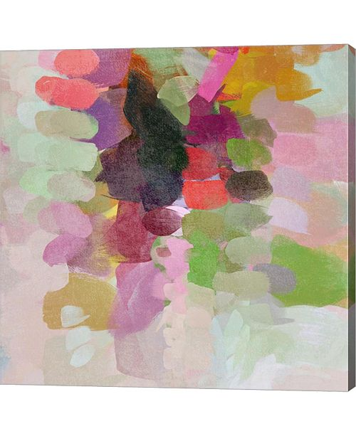 """Metaverse Mix of Colors 3 by Irena Orlov Canvas Art, 24"""" x 24"""""""