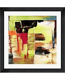 "Jungle III by Alessio Aprile Framed Art, 32"" x 32"""