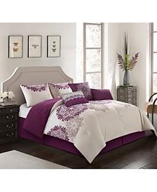 Vilate 7-Pc. California King Comforter Set