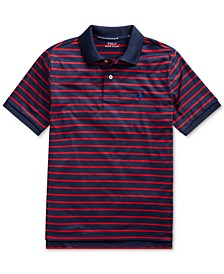 Big Boys Lisle Performance Knit Polo Shirt