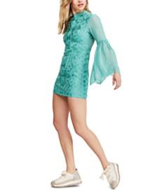 Free People Cleo Mini Dress