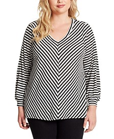 Plus Size Boxy Top