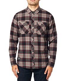 Men's Cotton Long Sleeve Flannel