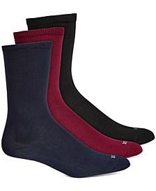 Women's 3 Pack Super Soft Crew Socks