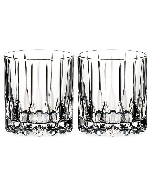 Riedel Drink Specific Glassware Neat Spirits Set
