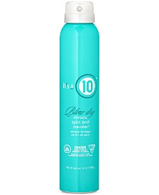It's a 10 Blow Dry Miracle Split End Mender, 6-oz., from PUREBEAUTY Salon & Spa