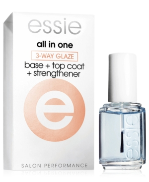essie nail care, all in one base