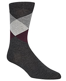Men's Diamond Crew Socks