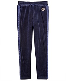 Big Girls Velour Active Pants