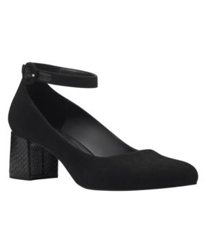 Odear Women's Ankle Strap Pump Women's Shoes