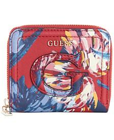 GUESS Chrissy Zip Around Wallet