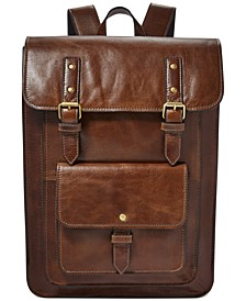 Men's Greenville Leather Rucksack