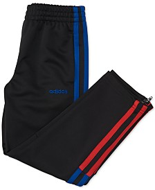 adidas Toddler Boys Climalite® Three-Stripe Training Pants