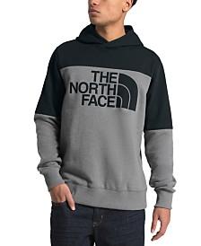The North Face Men's Drew Peak Standard-Fit Colorblocked Logo Hoodie