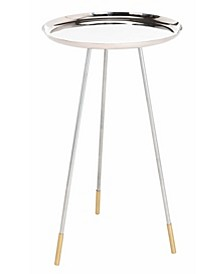 Calix Tri-Glam Side Table