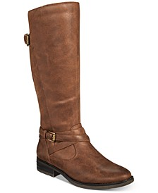 Alysha Wide Caft Boots
