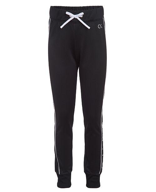 Calvin Klein Big Girls Jogger Pants