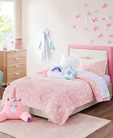Luna Glow-in-the-Dark 3-Pc. Comforter Sets